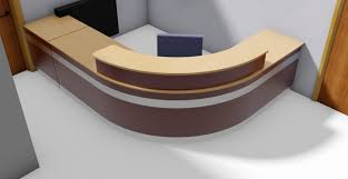 Bespoke Reception Desk Bespoke Reception Desk Fit Out Springfield Educational Furniture