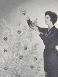vintage aluminum christmas tree how brown killed the aluminum christmas tree