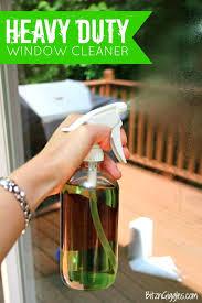 Heavy Duty Bathroom Cleaner Best 25 Window Cleaner Outdoor Ideas On Pinterest Window