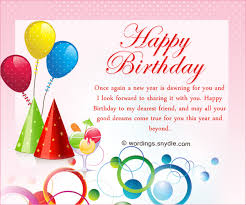 i like who you are happy birthday birthday wishes and messages
