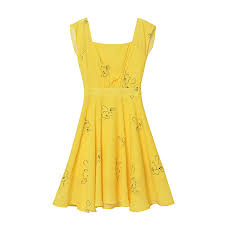 yellow dress la la land yellow dress fancy dress ebay