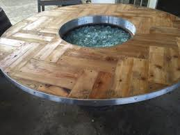 Wine Barrel Fire Pit Table by The Pits My Obt