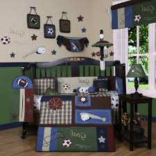 Baby Boy Sports Crib Bedding Sets Baby Nursery Sports Crib Bedding Pieces Wayfair With Baby