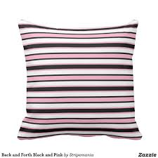 back and forth black and pink throw pillow pink throws throw