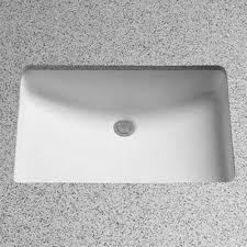 Toto Kitchen Sink Toto 20 X 14 Undermount Bathroom Sink Cotton White Lt542g 01