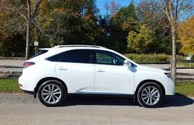 lexus nx canada fuel economy suv review 2015 lexus rx 450h sportdesign driving