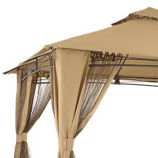 Orchard Supply Outdoor Furniture El Porto Gazebo Replacement Canopy Garden Winds