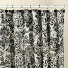 Green Bathroom Window Curtains Shower Curtain Workshop Sage Green Toile Shower Curtain Bathroom