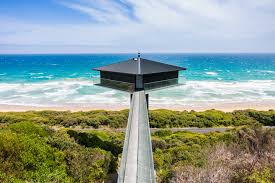the pole house holiday house fairhaven great ocean road accommodation