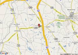 grove city outlet map map of inn express grove city prime outlet mall mercer