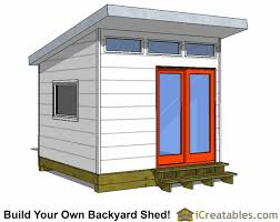 outdoor interesting yardline sheds design at backyard