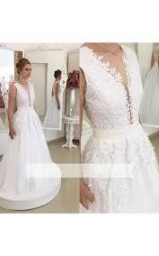 lace top wedding dress lace bodice top chiffon bridal dresses lacy top wedding dress
