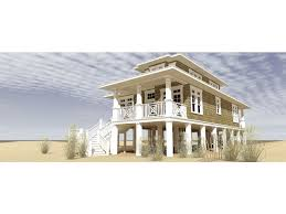 raised beach house with classic cape cod style hwbdo76749 cape