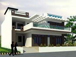 front home design fair extraordinary duplex house design 1 front