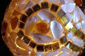 Der Haus Oder Das Haus Marion Schröder Meine Kreative Welt Glas Mosaik Kugel Für Das