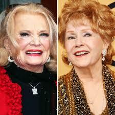 Debbie Reynolds by Gena Rowlands And Debbie Reynolds To Receive Honorary Oscars