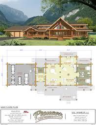 springville pioneer log homes midwest