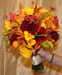 Wedding Flowers Fall Colors - 134 best wedding flowers by grohe florists images on pinterest