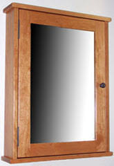 recessed and surface mounted medicine cabinets