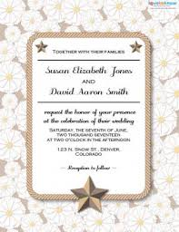 western wedding invitations western wedding invitations lovetoknow