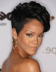 photo black women short haircuts from the back short natural
