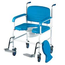 Shower Chairs With Wheels Wheeled Shower Commode