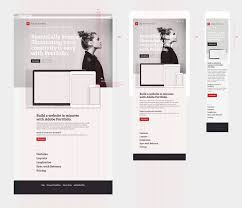 designing adobe portfolio webdesigner depot