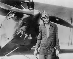 pioneering aviator amelia earhart u0027died as castaway on pacific