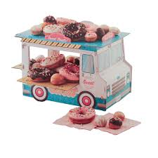 doughnut truck treat stand 1512 1682 country kitchen sweetart
