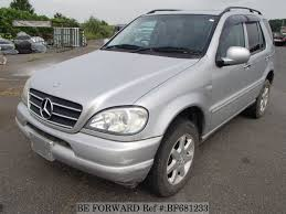 2000 mercedes m class ml430 used 2000 mercedes m class ml430 gf 163172 for sale bf681233