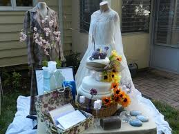 40th wedding anniversary party ideas anniversary display picture ideas gown and honeymoon suit on