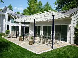Pergola Designs For Patios by Patio Pergola Fine Homebuilding