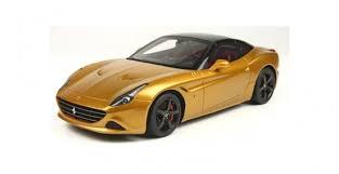 california model car california t gold 2014 bbr models p1880g diecast model