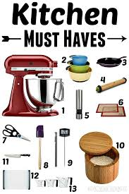 Must Have Home Items | must have kitchen items that will make your life easier home