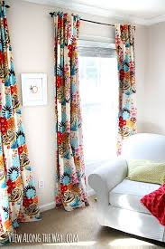 Colorful Patterned Curtains Something Bright And Colorful For Living Room Curtains Home