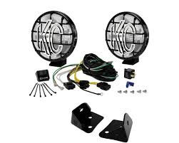 jeep kc lights universal jeep u0026 truck bundled lighting kits kc hilites