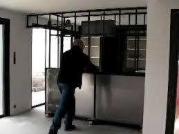 verriere interieur cuisine verrière brisson frederic tabary mobile cuisine porte architecte d
