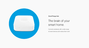 samsung smartthings smart home hub amazon com