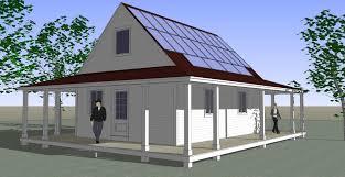 Energy House by Net Zero Energy House In A Kit Greenbuildingadvisor Com