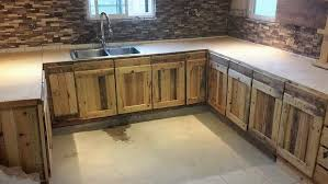 kitchen cabinets from pallet wood wooden cabinets vintage pallet wood kitchen cabinets