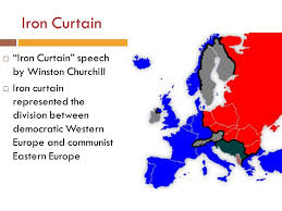 Winston Churchill Iron Curtain Speech Meaning Cold War Connections Lesson Essential Question What Common