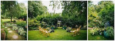New England Backyards by Nicole Patrick Intimate Backyard Wedding In Spencer Ma