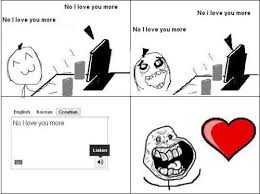 Facebook Memes About Love - no i love you more facebook meme
