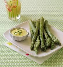 cuisine asperges vertes asperges vertes sauce hollandaise allégée les meilleures recettes