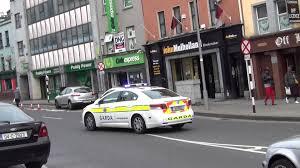 opel garda garda u0027s toyota avensis irish police responding in galway blues