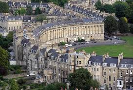 georgian tag wallpapers royal crescent bath england aerial arp