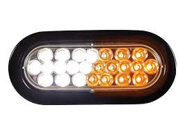 snow plow strobe lights 6 inch oval led recessed strobe light buyers products