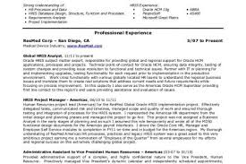 Hris Analyst Resume Sample by Hris Manager Resume Sample Reentrycorps