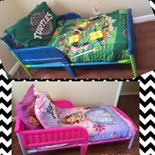 used toddler beds best 2 toddler bed and mattress used only one month awesome