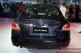 nissan philippines nissan altima at the philippines international motor show 2014